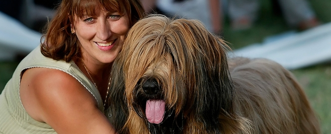 Conchi Valentí, perros Dasilva